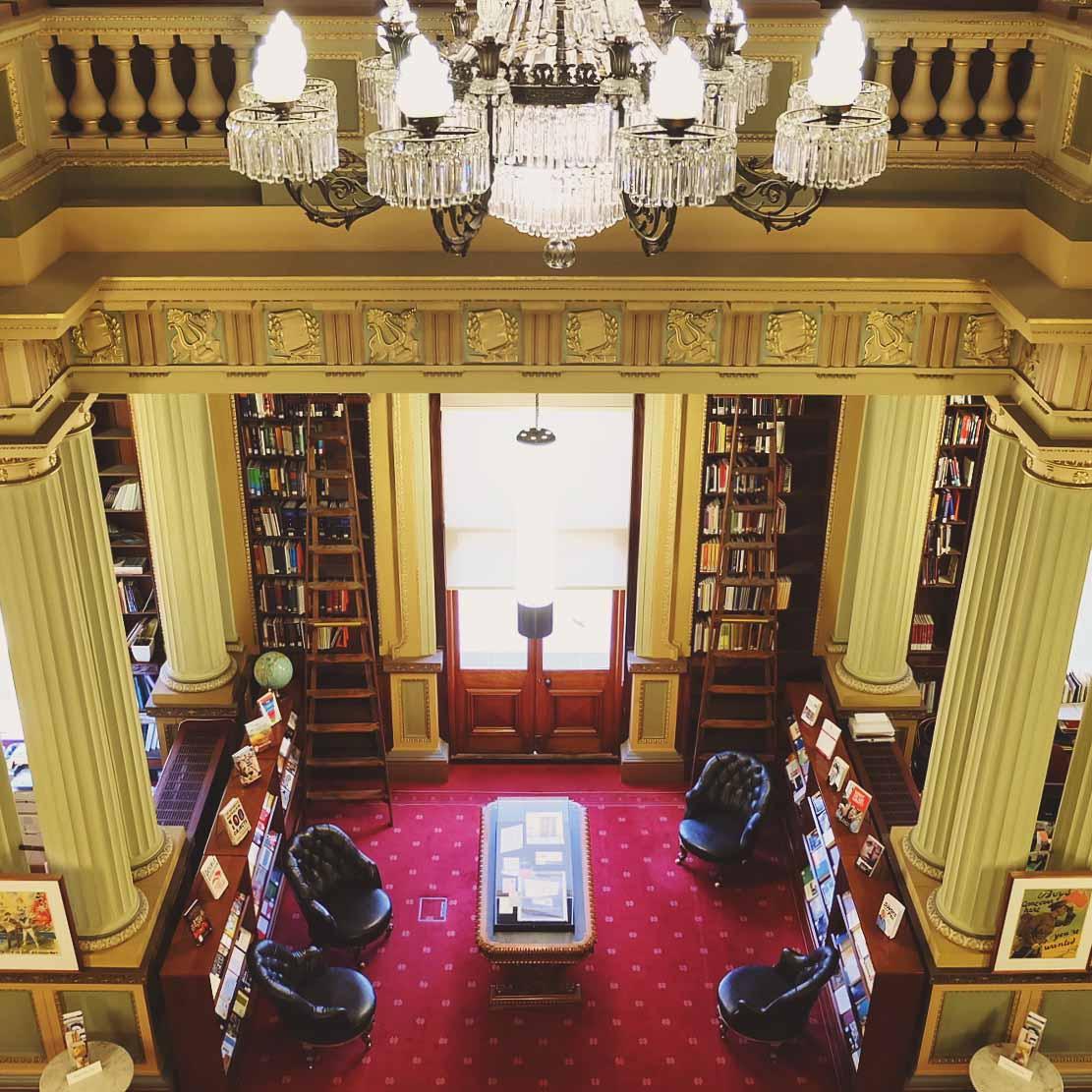 Perpustakaan Gedung Parlemen