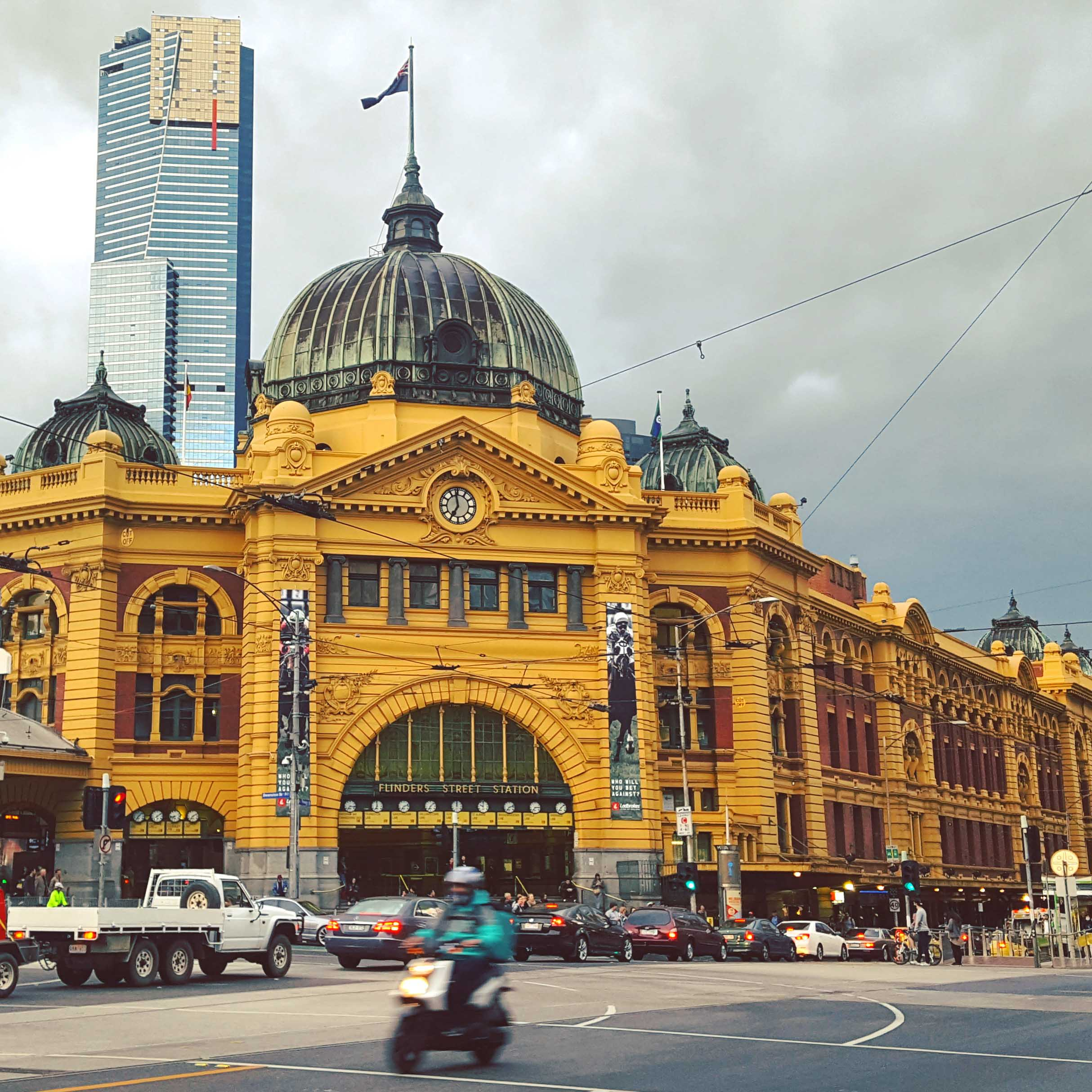 The Iconic Flinders Station