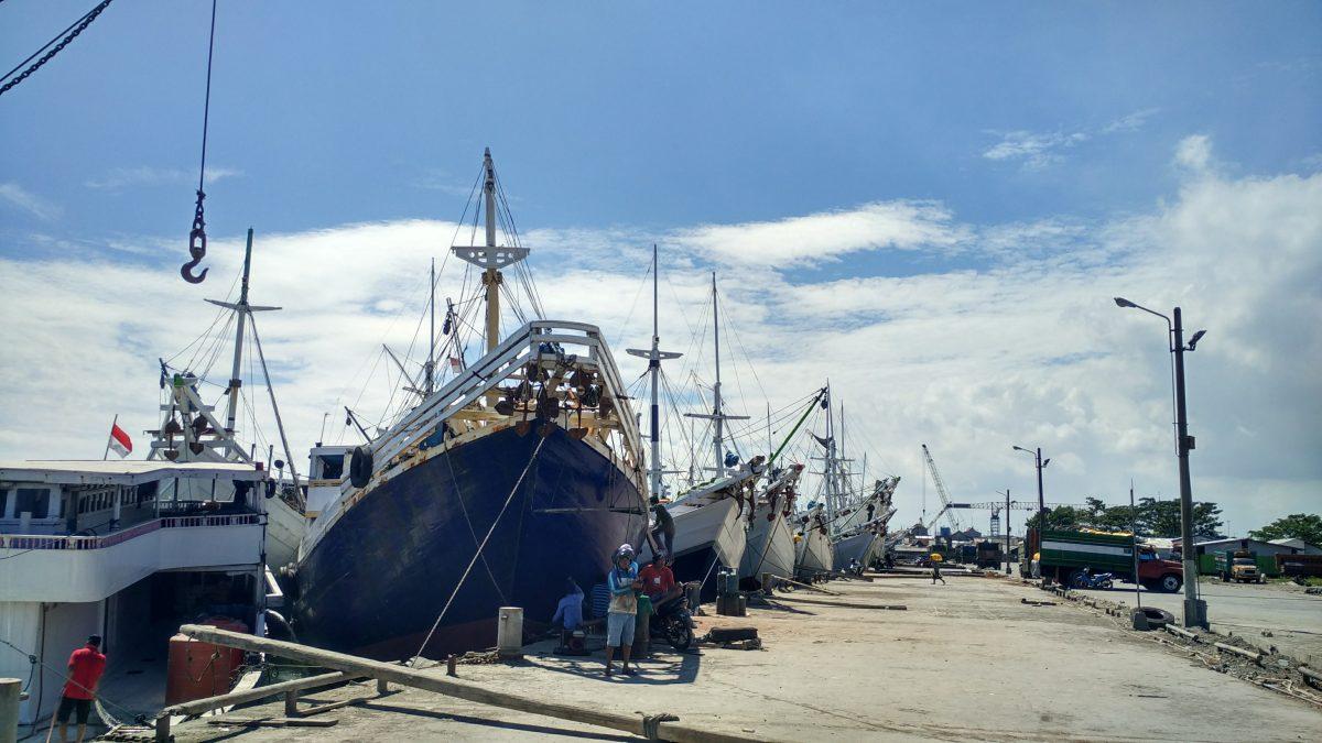 Pelabuhan Paotere Makassar