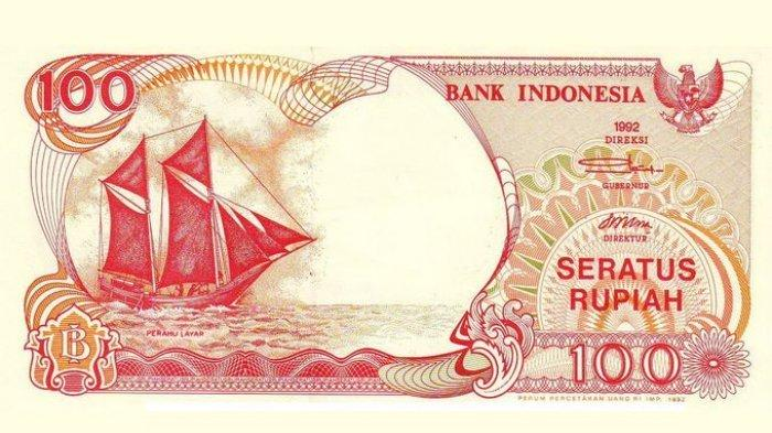 This image has an empty alt attribute; its file name is uang-kertas-100-rupiah.jpg